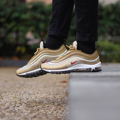 air max 97 gold homme