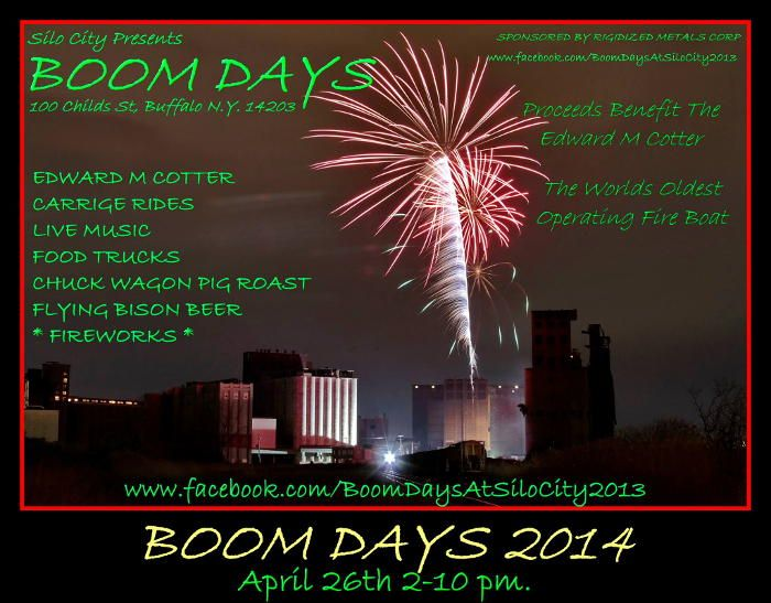 Boom Days at Silo City | Step Out Buffalo