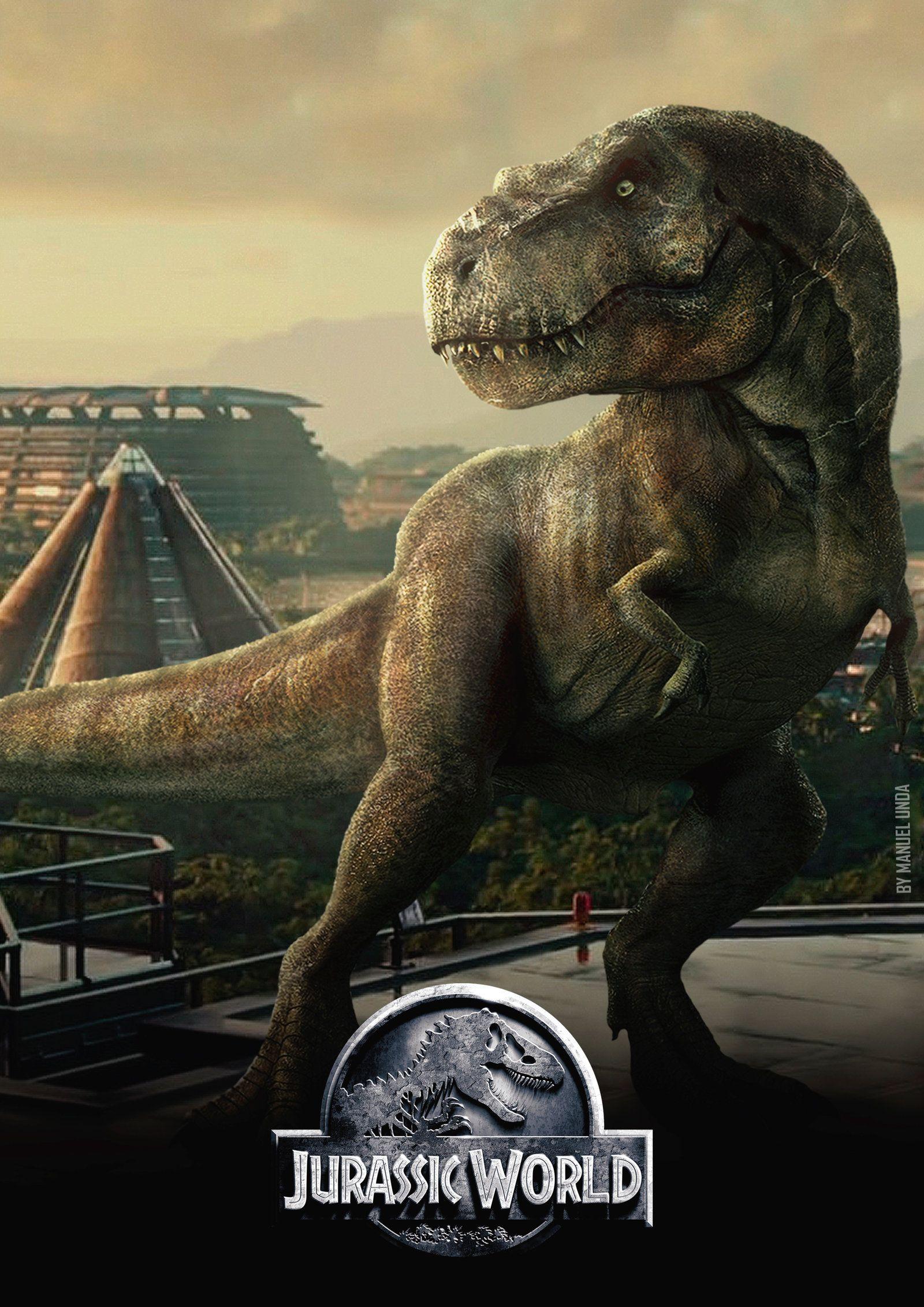Tyrannosaur, Jurassic World spoiler | T-rex and dinosaurs | Pinterest