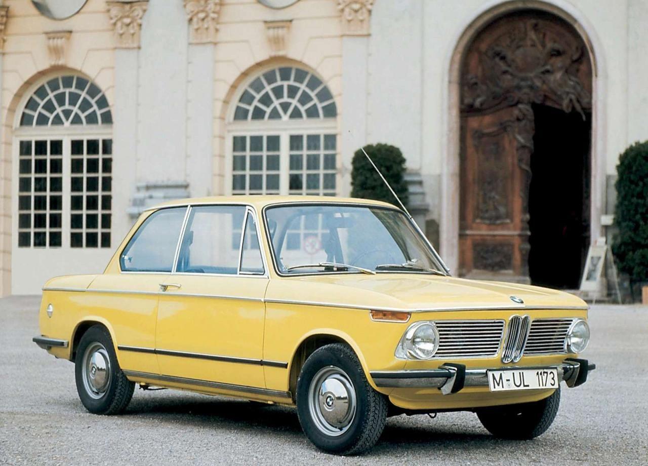 1966 BMW 02 Serie | BMW | Pinterest | BMW