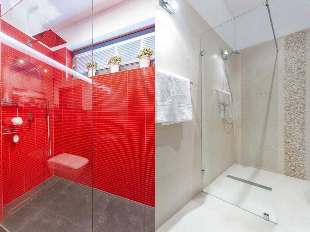 ger umige duschen trotz kleiner badezimmer f r mehr. Black Bedroom Furniture Sets. Home Design Ideas