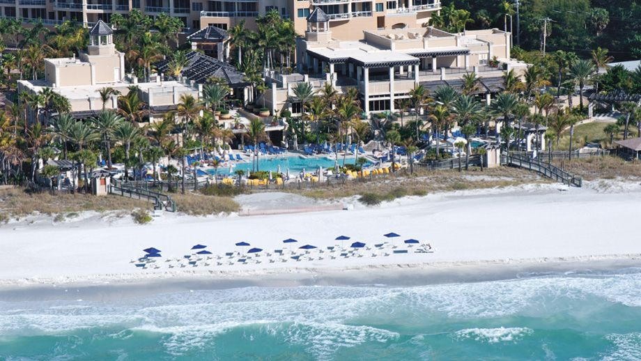 Ritz Carlton Beach Club Lido Sarasota Loved It