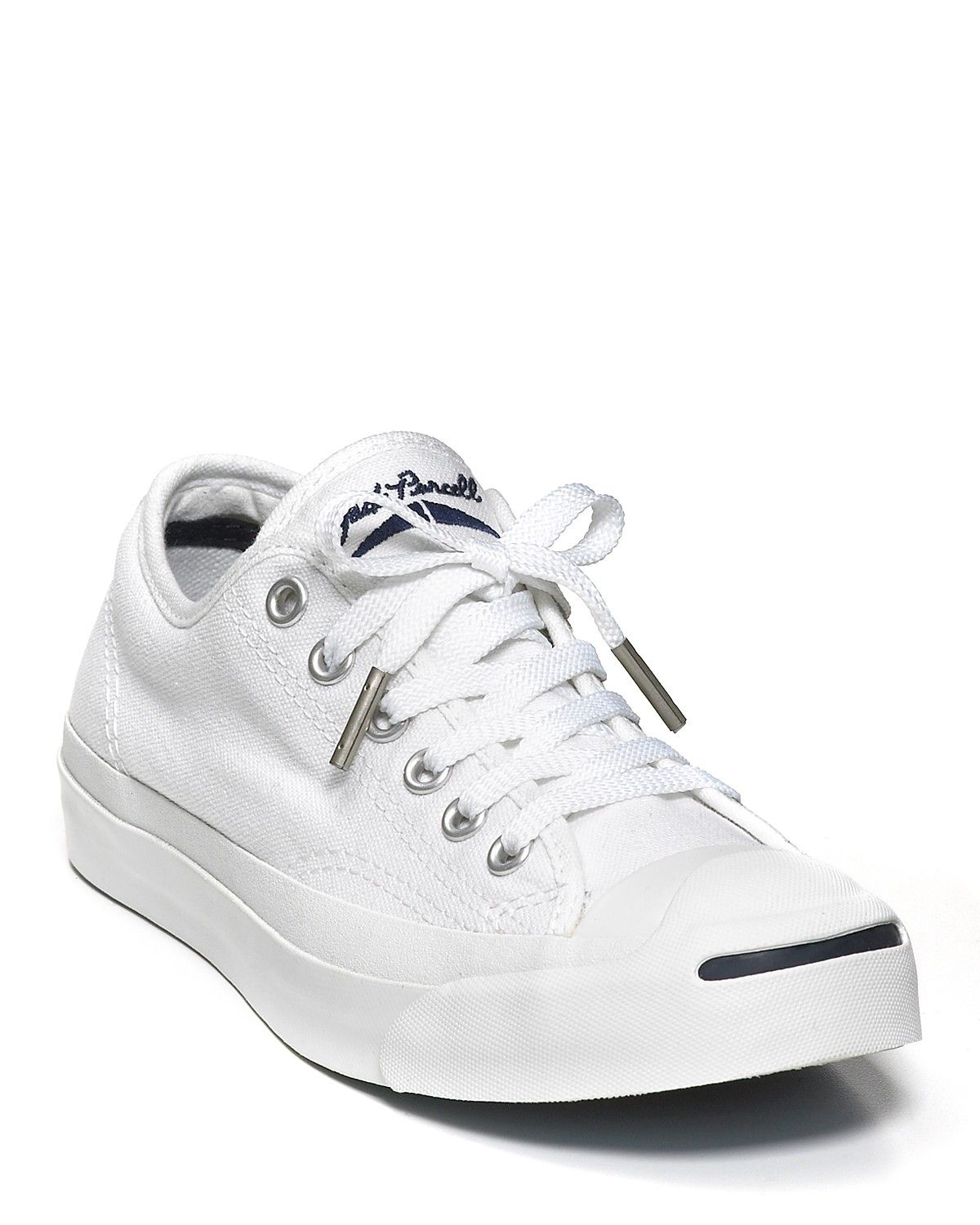 37e049f7fd7149 Converse Jack Purcell White Core Sneakers - everyone should have a pair of  these in their closet!