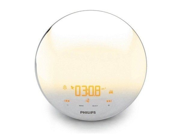 Philips Wake Up Light   Google 搜尋