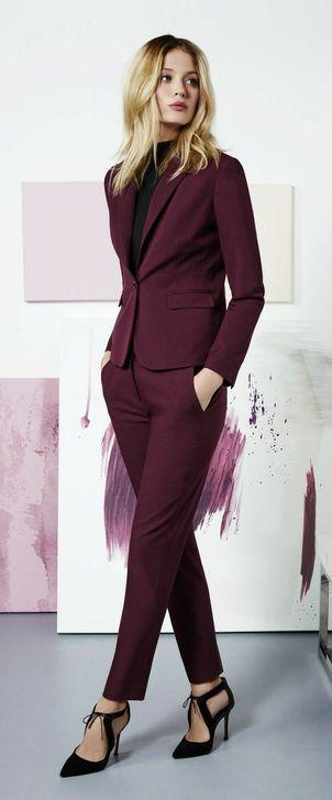 99 beste formelle Geschäftskleidung Ideen mit Hosen für Frauen #businessattire