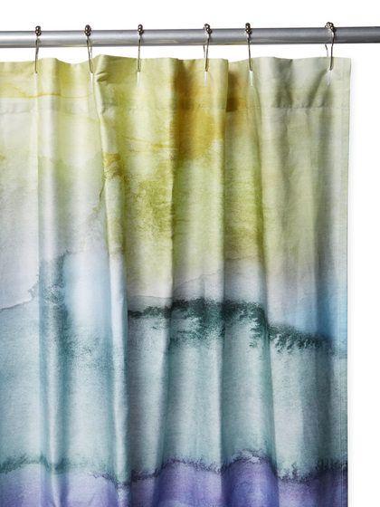 Morar Shower Curtain By Bluebellgray At Gilt