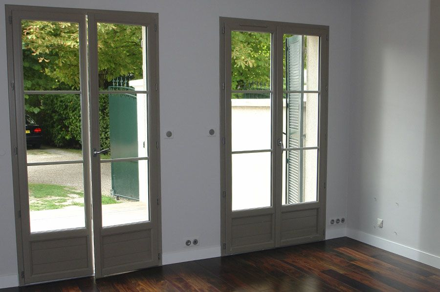 fenetre pvc couleur recherche google fen tres et volets pinterest fen tre pvc pvc et. Black Bedroom Furniture Sets. Home Design Ideas