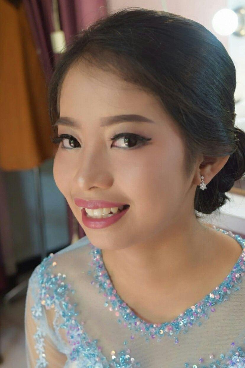 Sma Sedes Bedono Graduation Pengantin Make Up Pernikahan