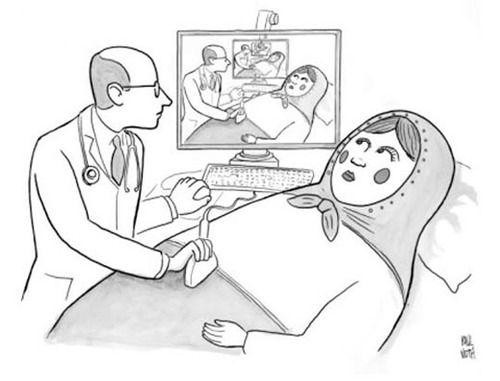 SRS Funny Pregnant Matryoshka doll