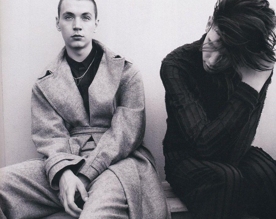 Yuri Pleskin & cole Mohr