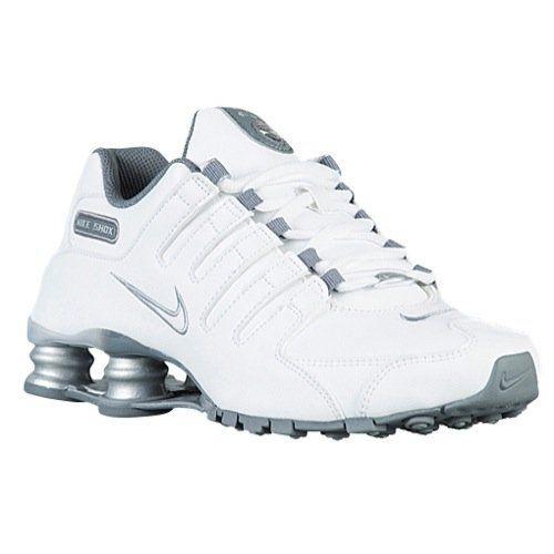 Nike Shox Nz Rideaux Jaunes Grises