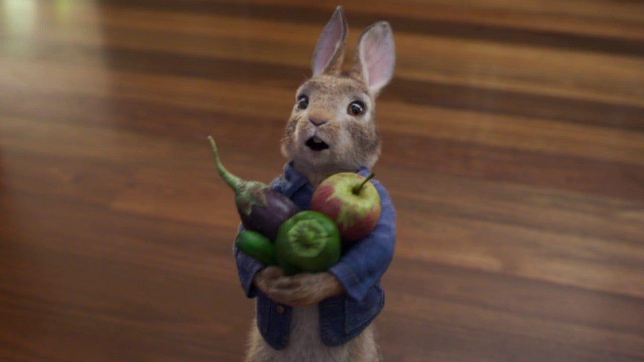 Peter Rabbit 2 The Runaway 2020 Watch Online 123movies Peter Rabbit Rabbit Animal Logic