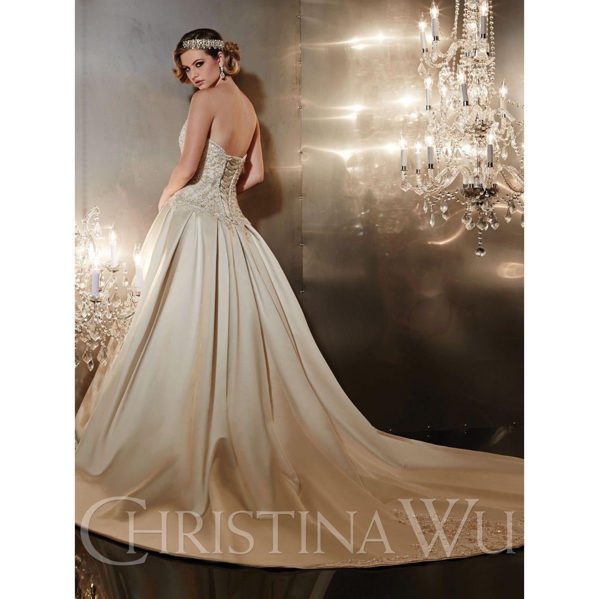 Christina wu wedding dresses  Style  weddingdress weddinggown vestidodenovia christinawu