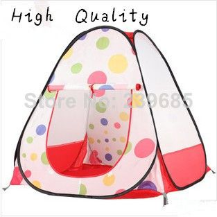 Free shipping Children's day Gift Outdoor Indoor Kids' Tent Game House Baby Toy Tent Small Tent $25.67