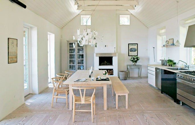 esszimmer & küche | skandinavisches design, skandinavisch und, Kuchen
