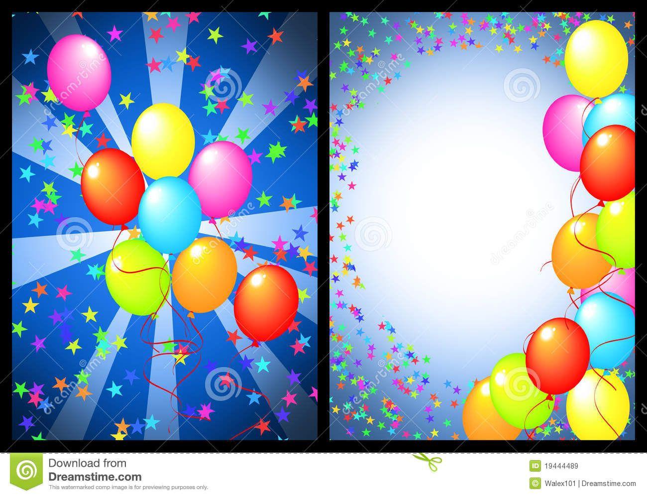Invitaciones De Cumpleaños Juveniles Para Poner De Fondo 2