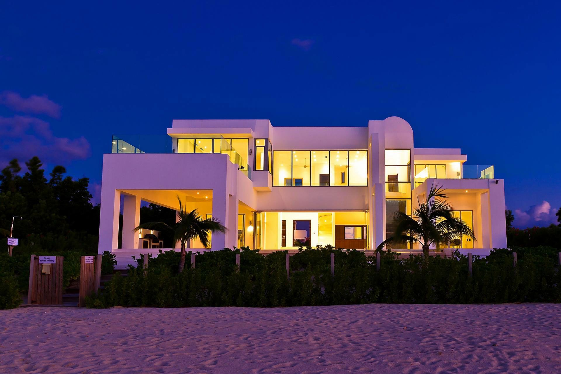 The Beach House By Sunset Homes