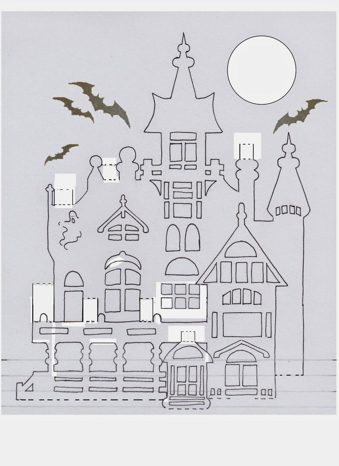 макет открытка здания постоянных клиентов