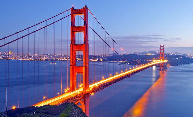 Golden Gate Bridge San Francisco S Golden Gate Bridge Is