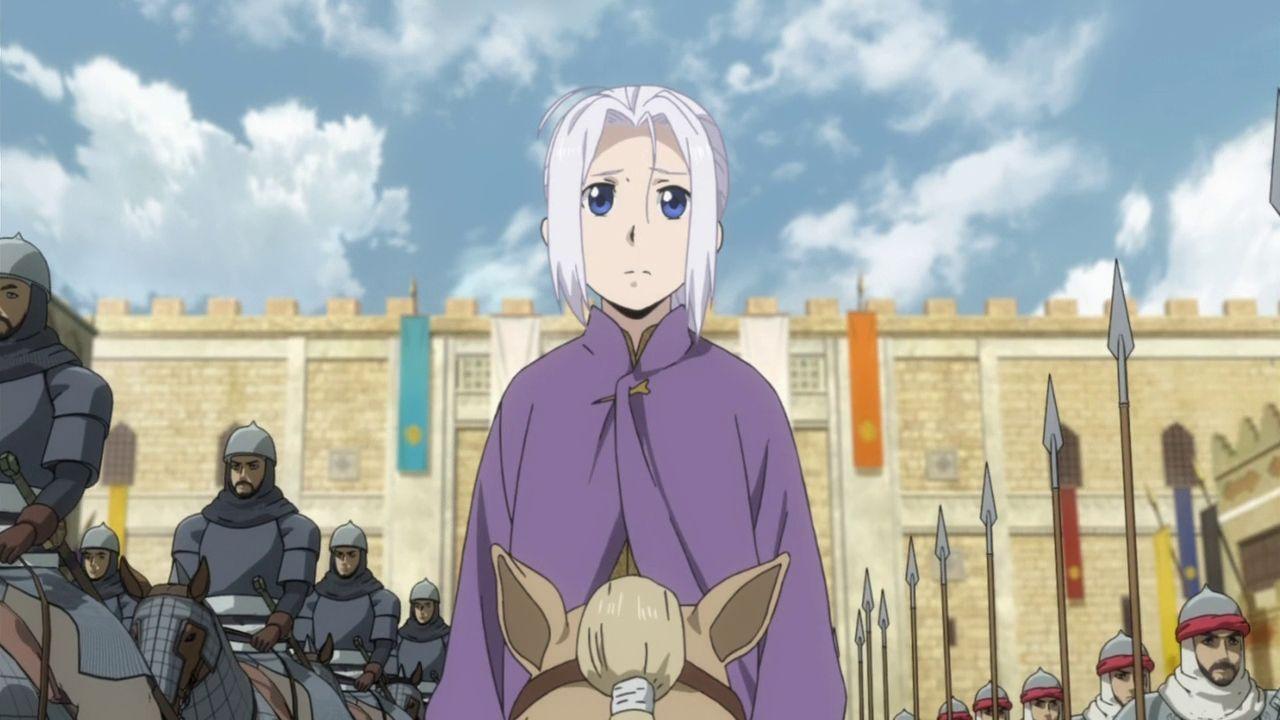 Arslan senki ep1 anime anime reviews anime shows