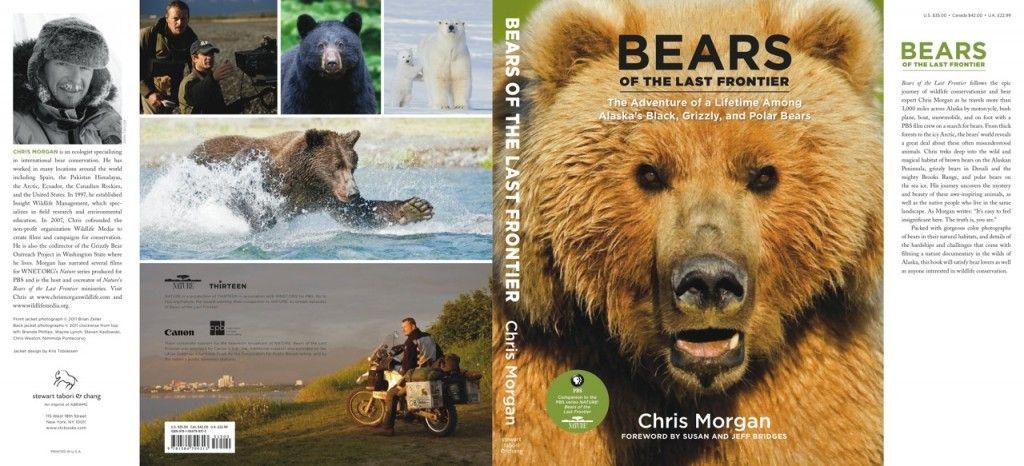 Bears of the last frontier book western wildlife