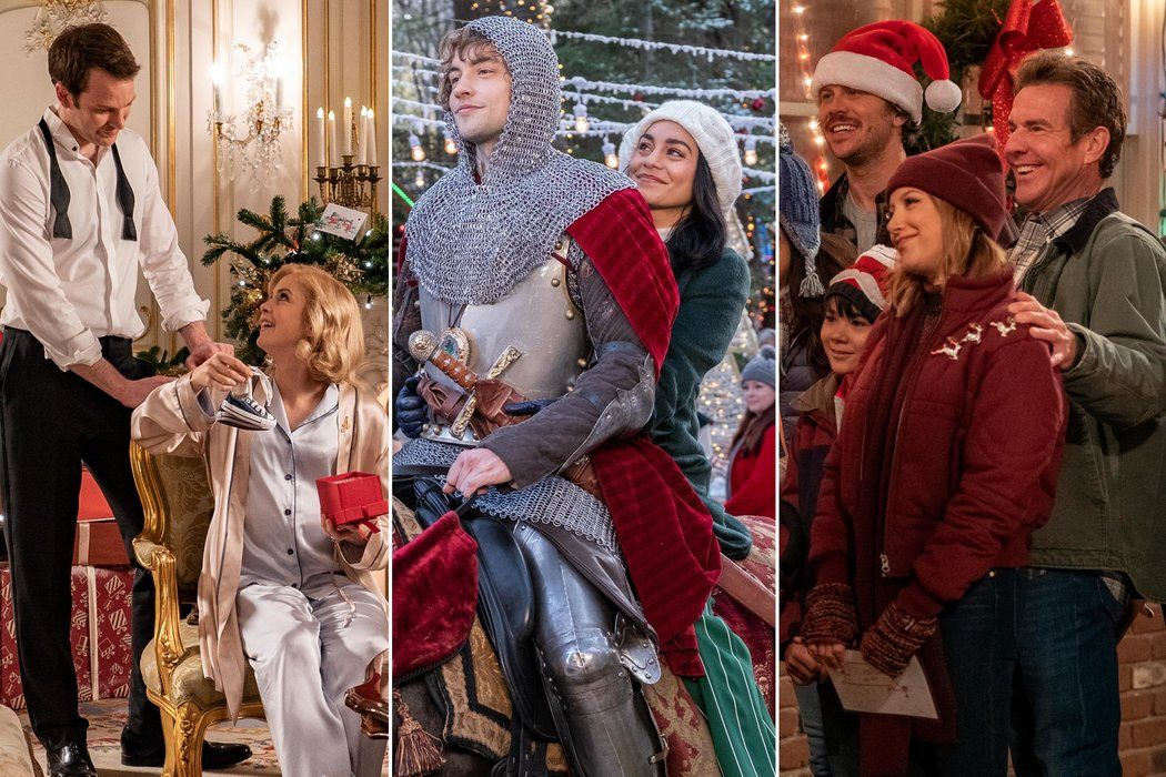 Here are all the new Christmas movies and TV shows coming