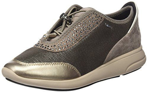 Geox Womens D Ophira A Sneakers