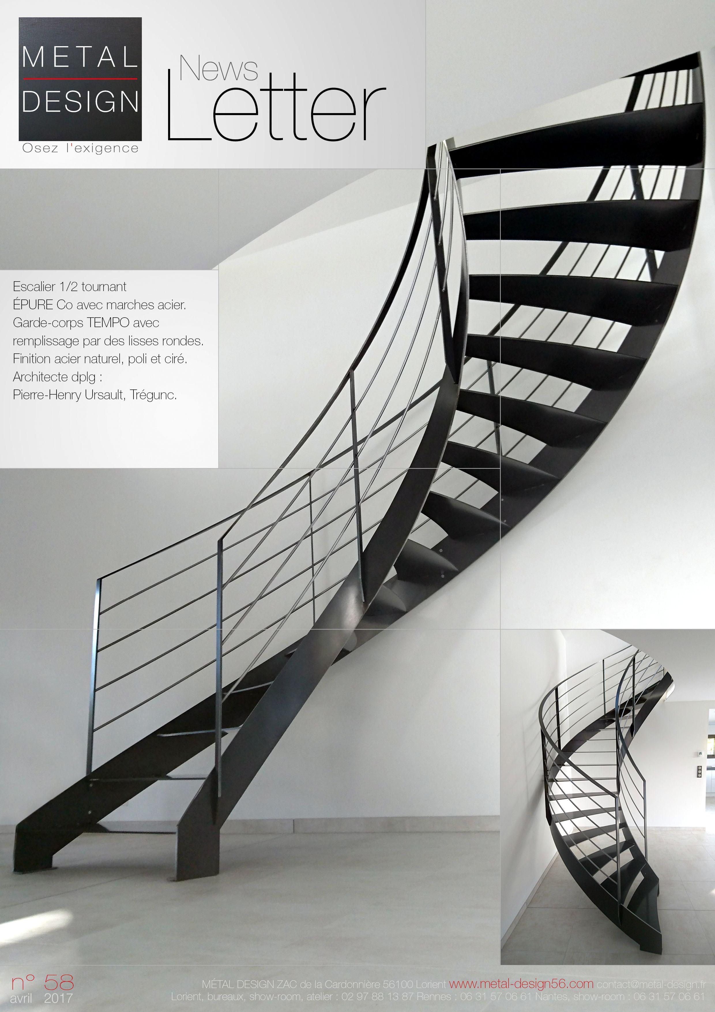 Metal Design La Metallerie Contemporaine Avec Images