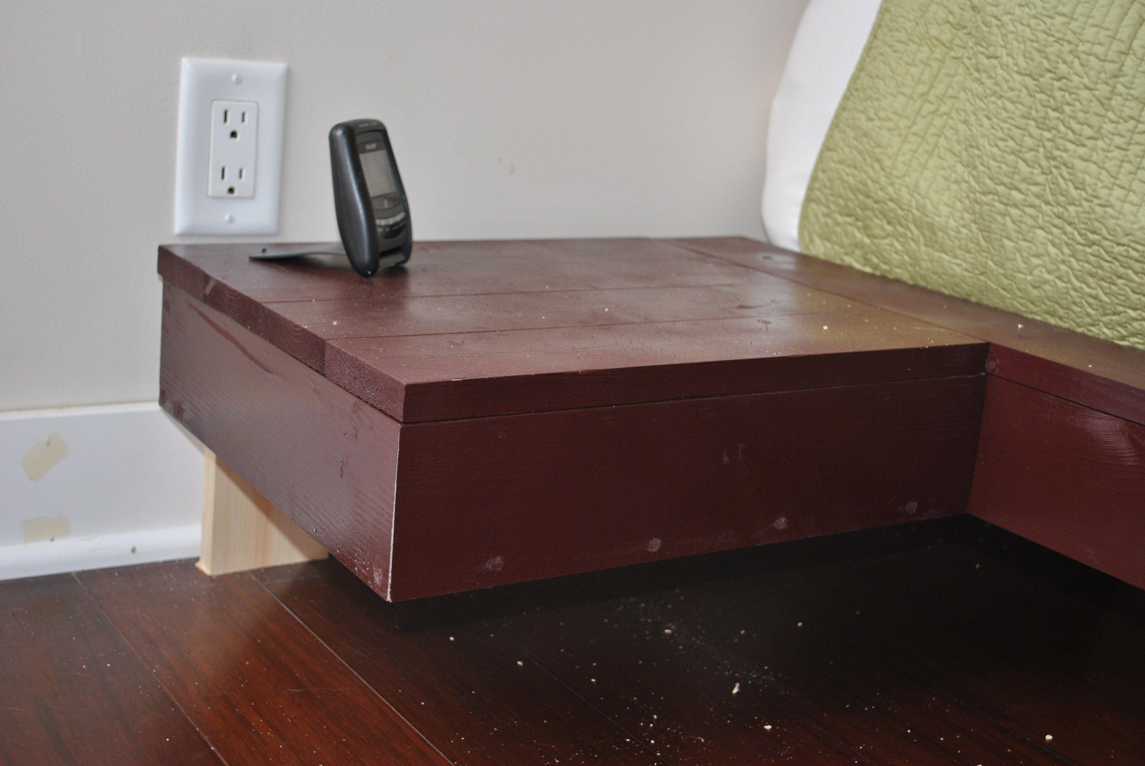 Remarkable Floatingplatform Bed Platform Bed Black Also