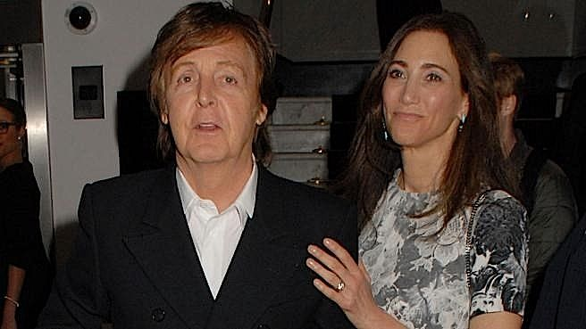 Explore Paul Mccartney Nancy Dellolio And More