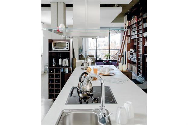 Un loft porteño a puro diseño | ESPACIO LIVING
