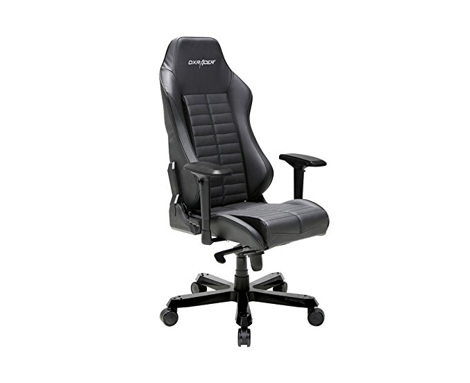 Wondrous Dxracer Iron Series Doh Is188 N Complete Grain Leather Caraccident5 Cool Chair Designs And Ideas Caraccident5Info