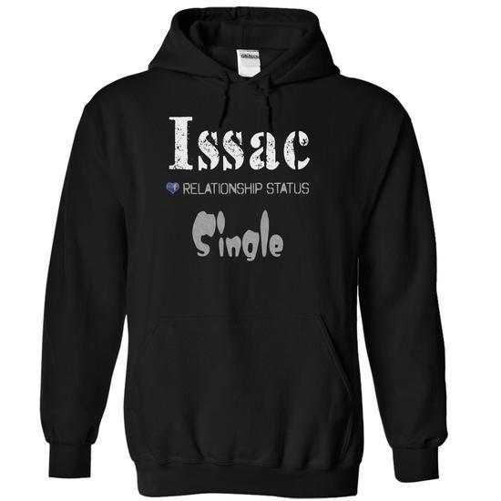 Issac - #black tshirt #hoodies/sweatshirts. GET YOURS => https://www.sunfrog.com/Names/Issac-3508-Black-14507858-Hoodie.html?68278
