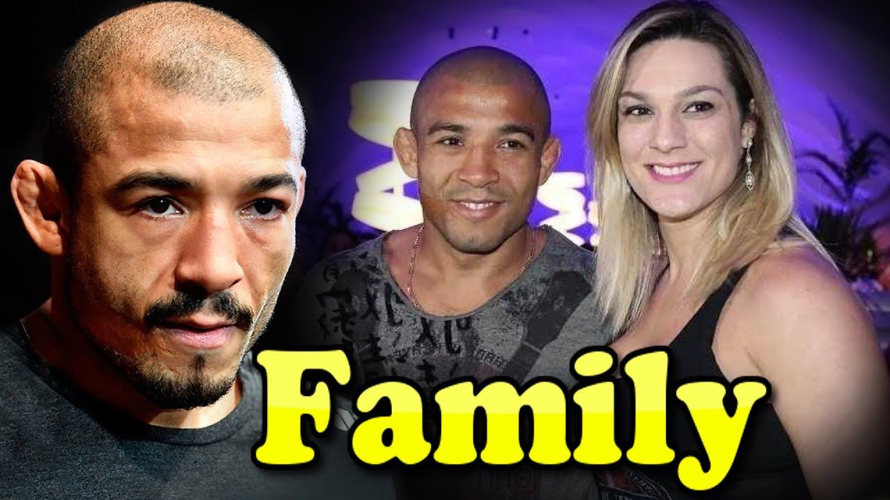 Jose Aldo Family Photos With Daughter And Wife Vivianne Aldo 2019 Jose Aldo Sports Gallery Family Photos