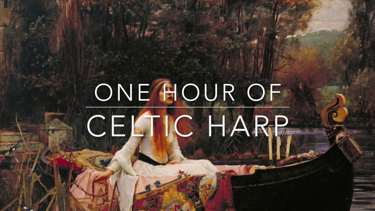 Celtic Harp - study music - work music - relaxing music is an hour long video that contains celtic harp loops. Perfect for studying, working or just relaxing...