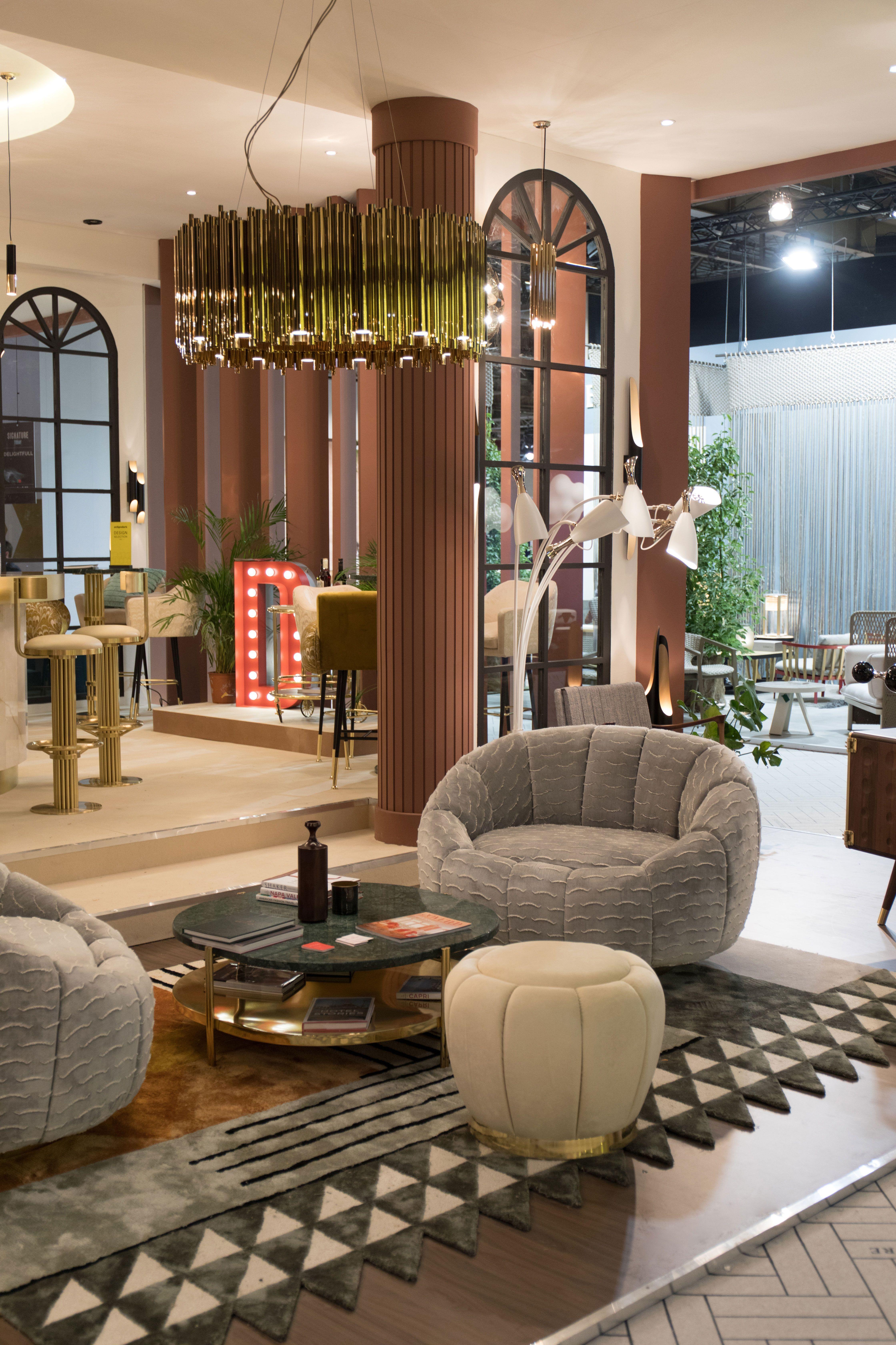 Interior Design Trends Presented At Maison Objet 2019 Interior Design Dining Room Design Interior Design Trends
