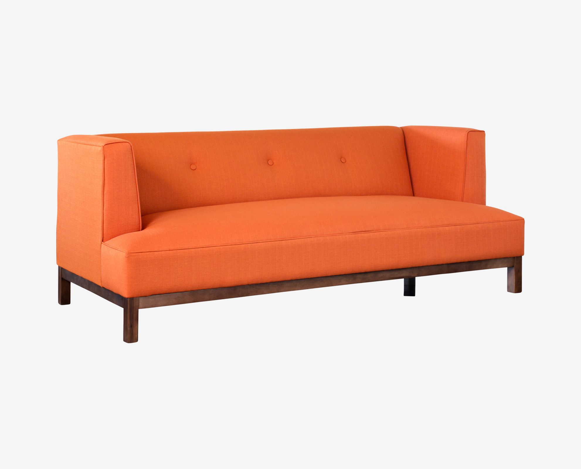 Scandinavian Designs - The Lamare sofa has it all - crisp, clean ...