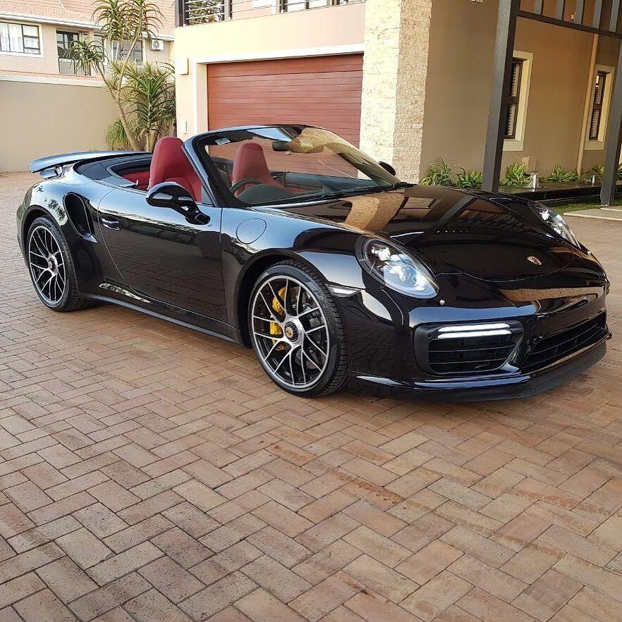 Brand New 991 2 Turbo S Cabriolet Down In Durban Via Dbn Spotter