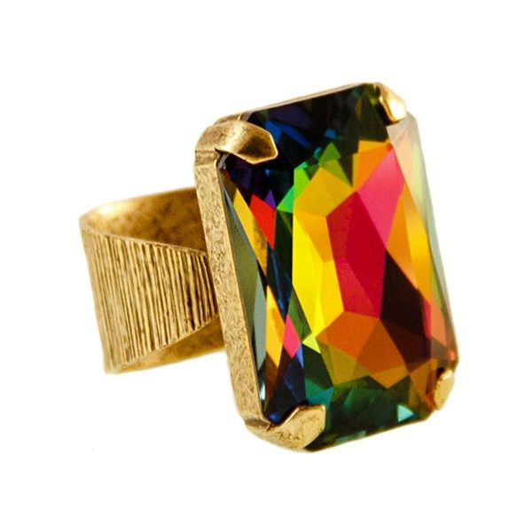 Sunrise Empress of Water Ring from Alexi and Ani || Get 7% cash back here -  http://www.studentrate.com/School/Deals/Accessories.aspx