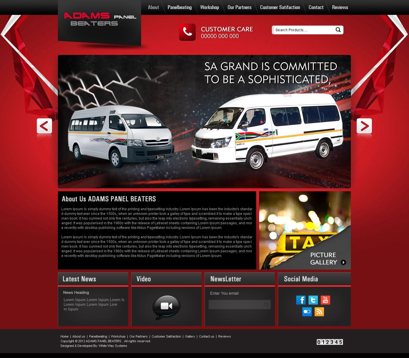 http://adamspanelbeaters.co.za/Customer-Satisfaction  Vehicles have brought a great luxury to our life,