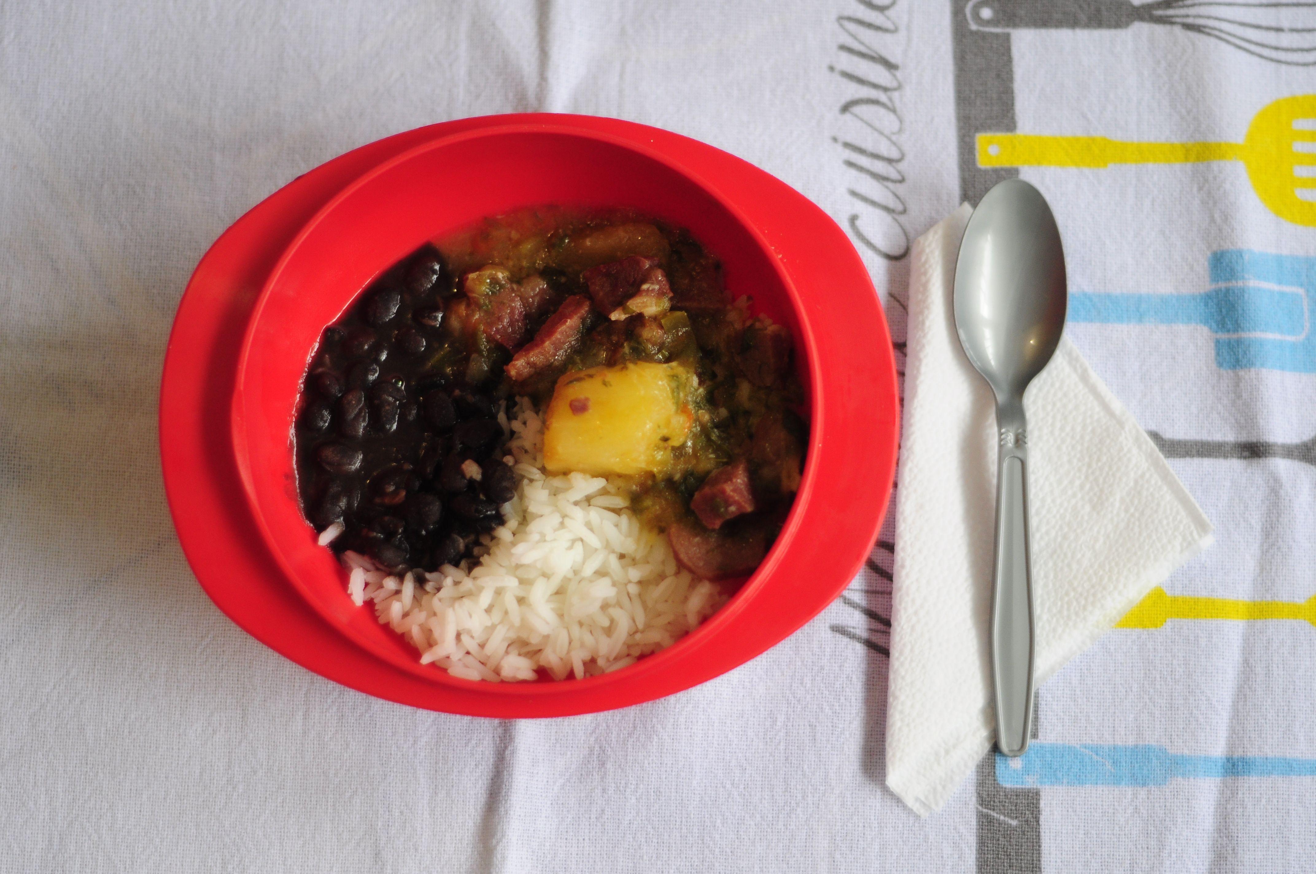 Almoço do dia