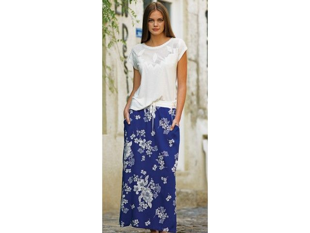 Sommer-Homewear Strandanzug «Lauren» #hot #summer #street #fashion