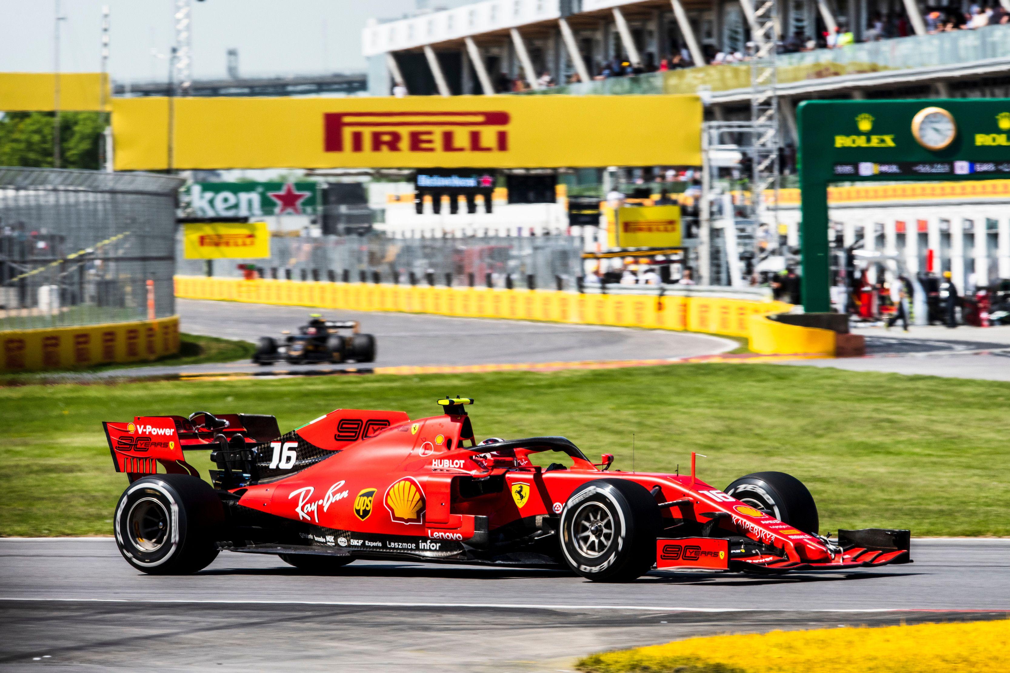 F1 le GP du Canada reporté, la saison pourrait débuter