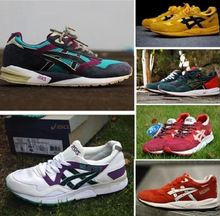 2015 NEW Top Quality GEL Lyte Sport Running Shoes For Man and Women Style Sneakers Fashion Athletic Shoes Size 36-45