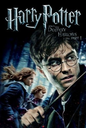 Dvd Cover For Harry Potter And The Deathly Hallows Part I Harry Potter Olum Film Afisleri