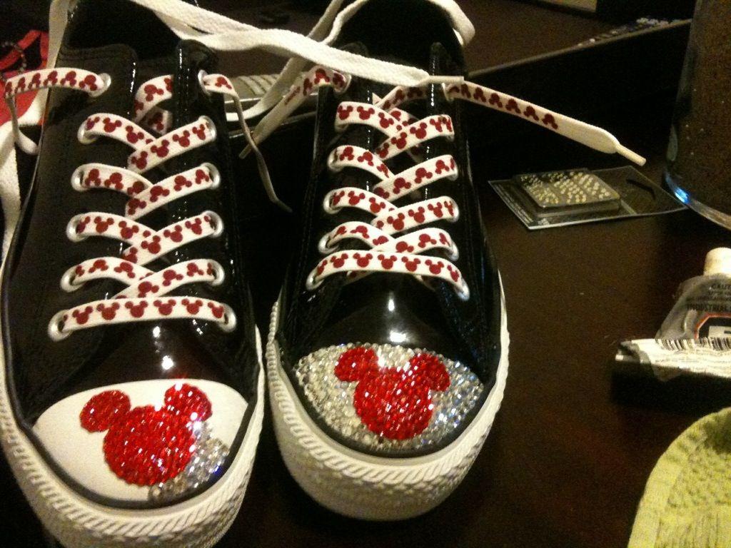 Mickey Converse