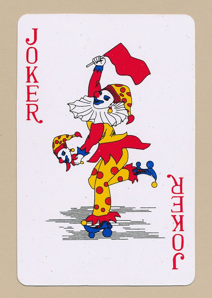 Sport Highlights Bugs Bunny Baseball Playing Card Single Swap Joker