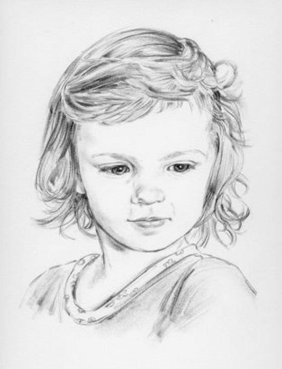 Картинка портреты людей для детей, для