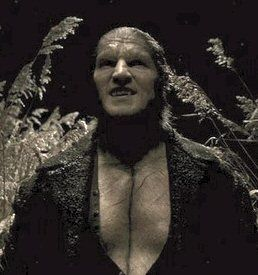Dave Legeno As Fenrir Greyback The Harry Potter Movies Harry Potter Harry Potter Fan Harry Potter Movies