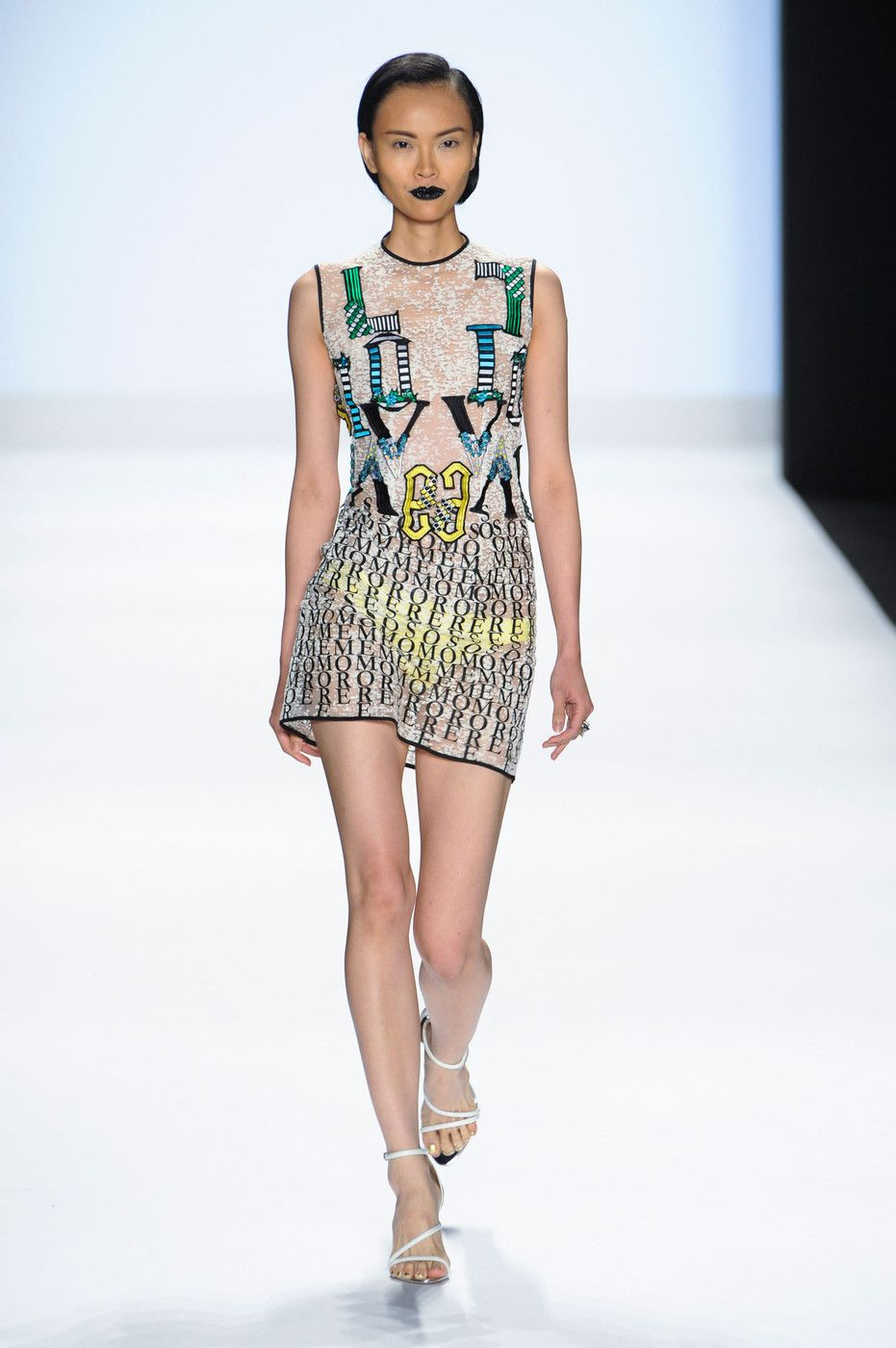 Sandhya Garg -New York Fashion Week Spring 2015.